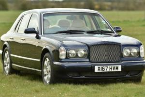2000 Bentley Arnage red label Photo