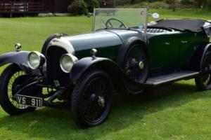 1924 Bentley 3.0 Litre Vanden Plas Tourer Photo