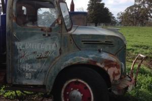 1951 Dodge Parrot Nose Truck COE Project Hotrod Ratrod Semi NO Reserve in VIC