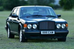 1997 Bentley Brooklands Light Pressure Turbo.