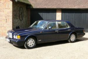 1996 Bentley Brooklands Photo