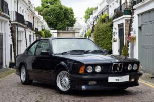 BMW M635 CSI (1987)