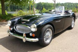 1967 Austin Healey 3000 BJ8 MKIII