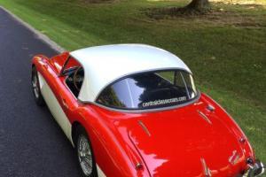 1960 Austin Healey 3000 2+2 BT7