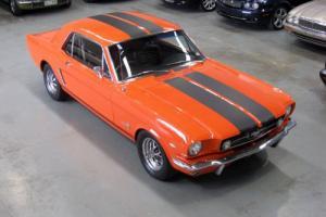 1965 Ford Mustang 289 V8 Manual RHD in VIC