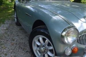 1966 Austin Healey 3000 Mark III Phase II