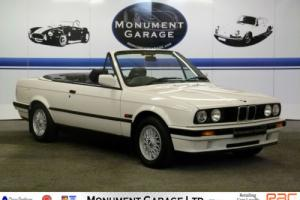 1992/J BMW 318i Convertible 2dr Automatic