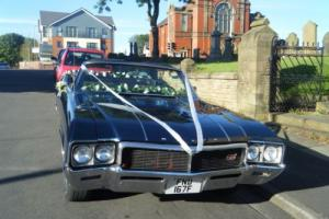 1968 Buick Skylark Convertible