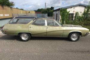 1968 BUICK Sport Wagon V8, MOT, Clear Coat Hotrod Ratrod Surf Station Wagon