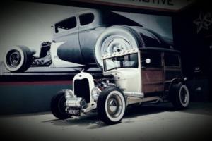 1927 Ford Roadster Drag CAR