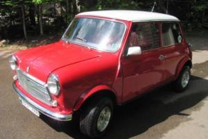 Mini: Classic Mini