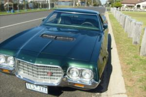 Ford Ranchero UTE 1972 Excellent Condition in VIC