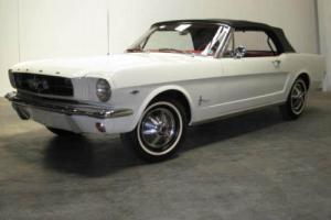 Ford Mustang 64 5 Convertible