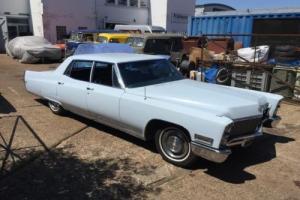 1968 Cadillac Fleetwood Sixty Special