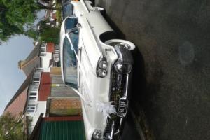 Classic American cars 58 Cadillac
