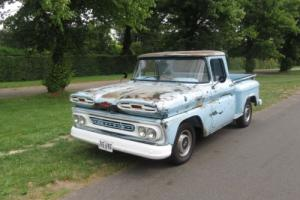 chevvy pick up