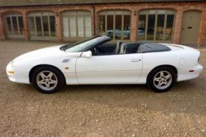 CHEVROLET CAMARO CONVERTIBLE 3.8 AUTO 1998 COVERED 47,000 MILES FROM NEW