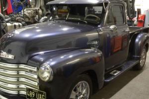 1951 CHEVROLET BLUE