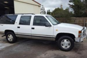 1998 Chevrolet Suburban NOT Pontiac Holden Ford Horse TOW CAR in VIC