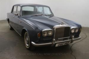 1966 Bentley T1 Sedan Right Hand Drive