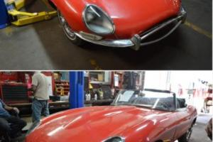 Jaguar E Type 1966 Matching Numbers Fantastic Project Photo