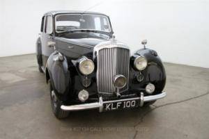 1948 Bentley MK VI Right Hand Drive