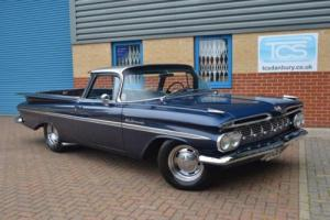 59 Chevrolet El Camino 350 V8 Pick Up 4-Spd Stick-Shift