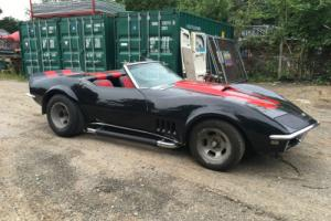 1968 Corvette Convertible - 4 Speed Manual project