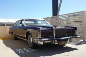 1979 Lincoln Continental Towncar in SA