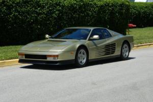 1988 Ferrari Testarossa Photo