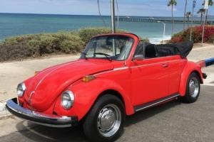 1974 Volkswagen Beetle - Classic Super Beetle Photo