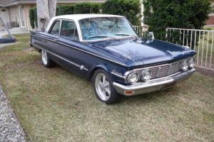 1963 Mercury Comet S22 260 V8 Auto in VIC