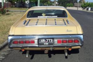Ford Mercury Cougar 1973 RH Drive Dual Fuel in VIC Photo