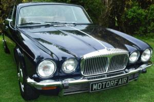 1977 Daimler 4.2 Sovereign Series 2 Long wheel base Automatic Stunning vehicle