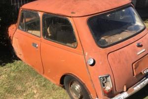 Leyland Mini Clubman in QLD