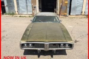 1974 DODGE CHARGER - 318 engine - Project car - Photo