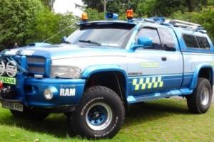 Dodge Ram 1500 Magnum Laramie 5.2L with LPG. Rescue Show Truck. A1 Condition. Photo