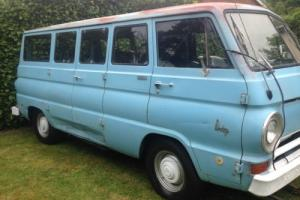 Dodge A100 Sportsman Bus scooby doo van camper lwb model Photo