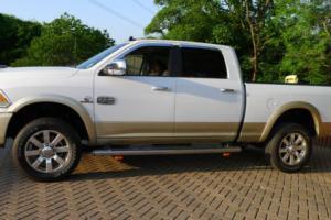 2015 DODGE RAM 2500 LARAMIE LONGHORN AMERICAN PICKUP TRUCK 6.7 CUMMINS 5TH WHEEL