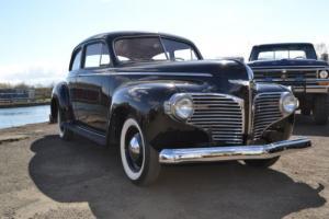 1941 Dodge Luxury Liner 2 door sedan