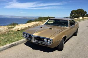Pontiac Firebird 1967 400 Motor T BAR Auto PWR Windows PWR Brakes AIR CON in VIC