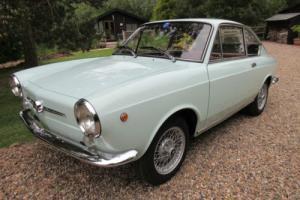 Fiat 850 sport -Fully restored