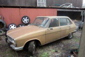 Renault 16 TS in NSW Photo