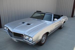 1970 Buick GS455 4 speed convertible Gran Sport