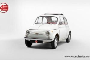 FOR SALE: Fiat 500 D 1964