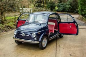 Fiat 500 D Trasformabile / Convertible & Suicide Doors 1963 The Most Collectable