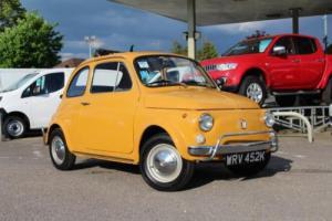 2012 FIAT 500 0.5 BERLINA 2D