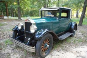 1928 Buick 28-26-S Country Club Coupe