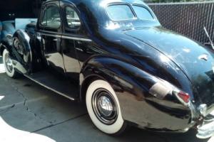 1938 Buick Roadmaster