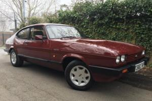1986 Ford Capri 2.8i, Lots of history, Immaculate Condition